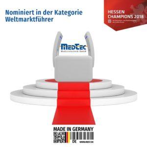 Nominatie, Kampioen, MedTec, MBST